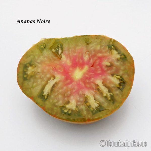 Tomatensorte Ananas Noire