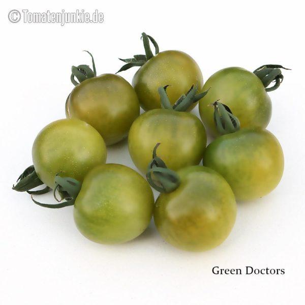 Tomatensorte Green Doctors
