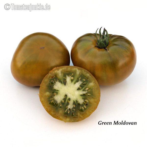 Tomatensorte Green Moldovan