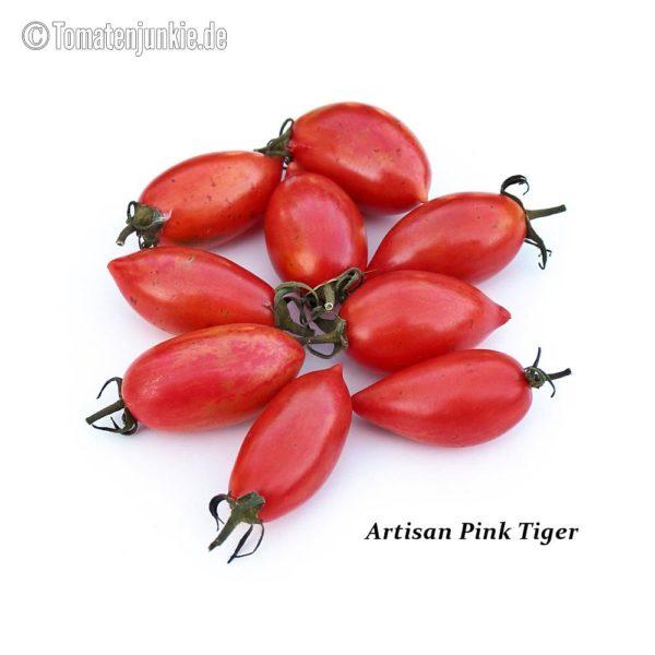 Tomatensorte Artisan Pink Tiger