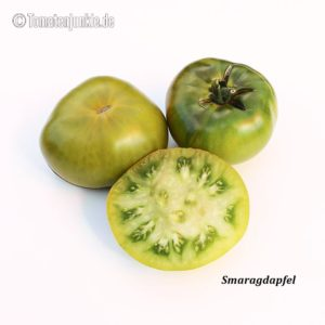 Tomatensorte Smaragdapfel