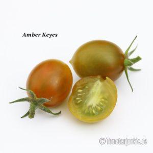 Tomatensorte Amber Keyes